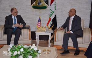 العراق والولايات المتحدة يوقعان مذكرة تفاهم لتوريد الحنطة والرز ضمن مفردات البطاقة التموينية