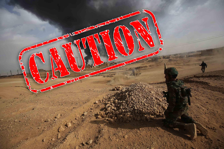 تحذير من هجوم وشيك لداعش على القائم؟