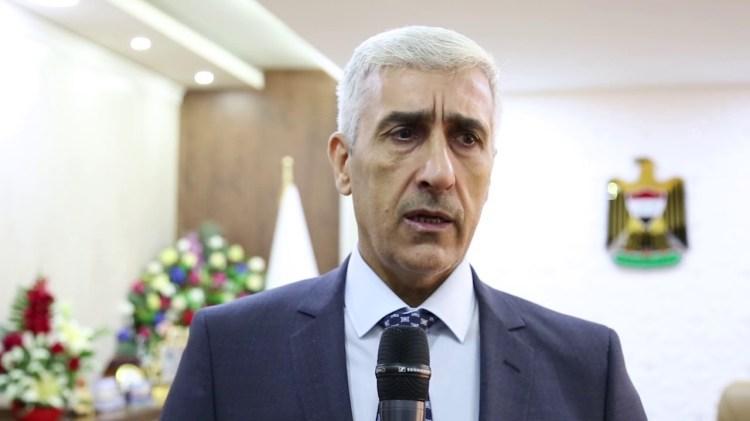 وزير الشباب يكشف عن اسباب تلكؤ المشاريع الرياضية في البلاد