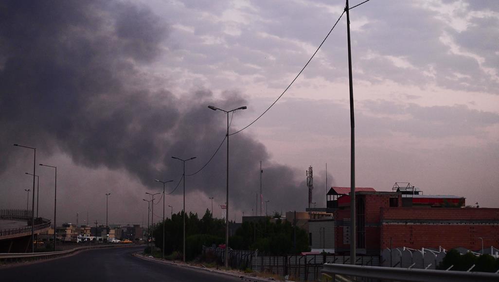 سياسي: الحشد الشعبي مهد لاسرائيل قصف مقراته في العراق