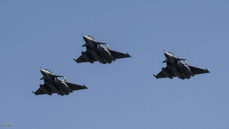 """مصر تتفوق على تركيا وإسرائيل في """"القوة الجوية"""""""