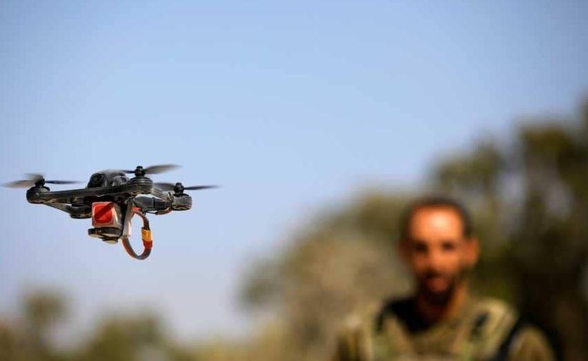طائرات بسكاكين .. سلاح إسرائيل لمحاربة أطباق غزة