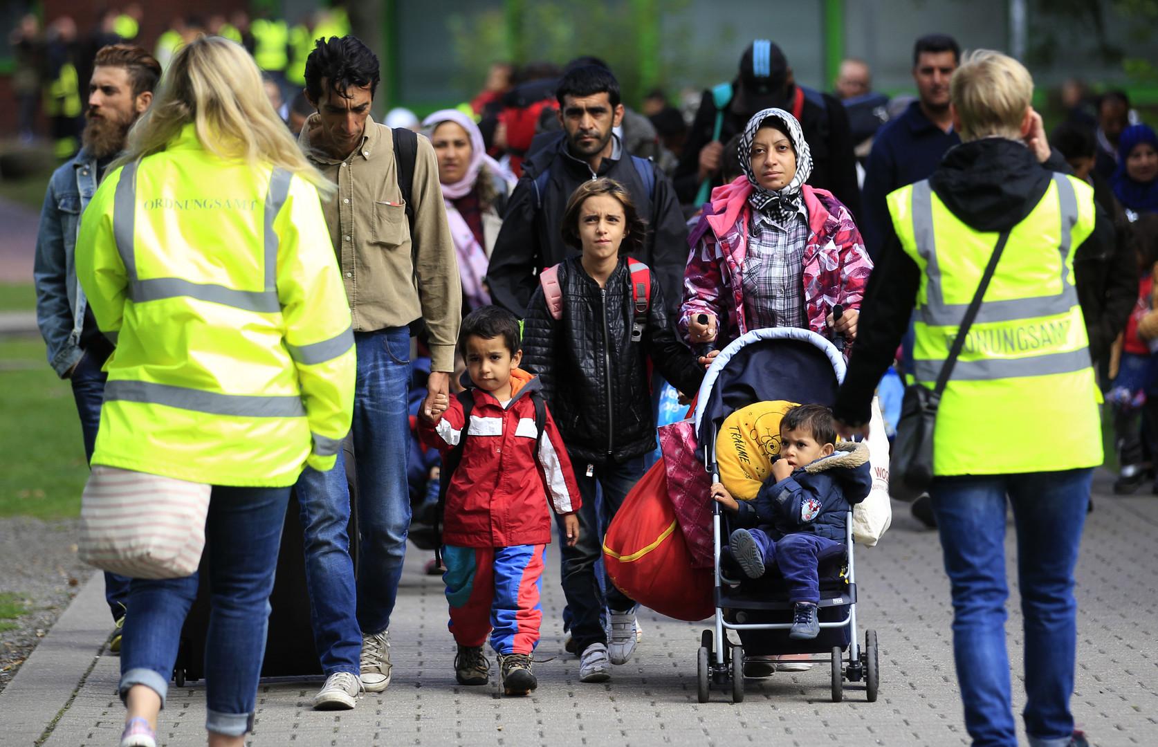 المانيا تشرع بإعادة 10 آلاف لاجئ عراقي