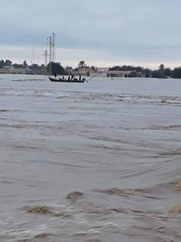 الصحة تعلن وفاة 7 مواطنين نتيجة السيول خمسة منها في صلاح الدين واثنان في ميسان والبصرة