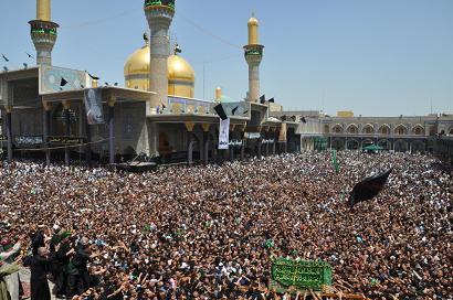 العراق وايران يناقشان انسيابية السياحة الدينية