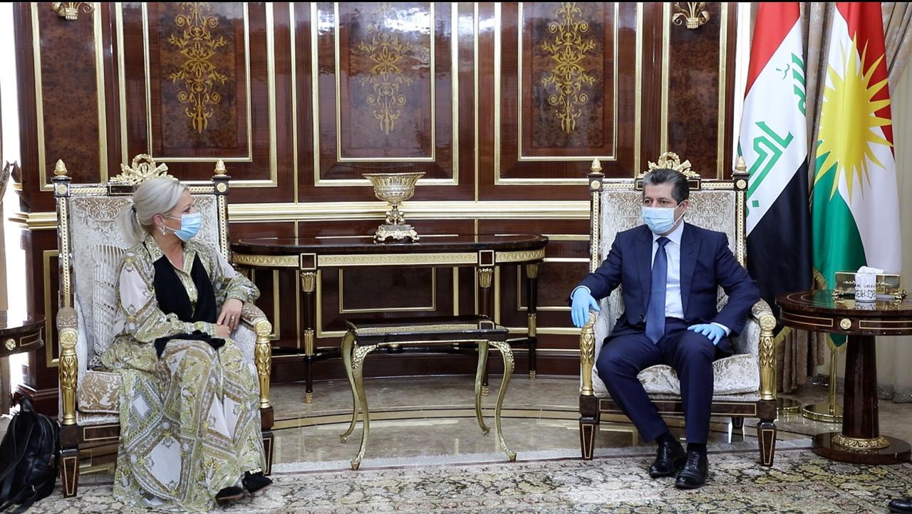 بلاسخارت: مستعدون لمساعدة أربيل وبغداد للتوصل إلى اتفاق جذري بعيد الأمد لخلافاتهما العالقة