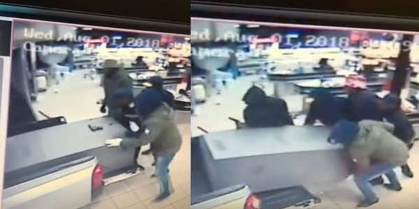 """الكاميرات توثق التفاصيل.. """"سرقة غير عادية"""" في إسرائيل"""" ؟؟"""
