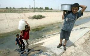 حصيلة الاصابات بمرض الكوليرا بعموم العراق 827 مصاب