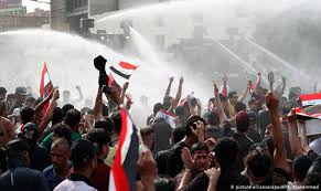 سفراء التحالف الدولي يدينون اعتداء القوات الامنية والفصائل المسلحة على المتظاهرين
