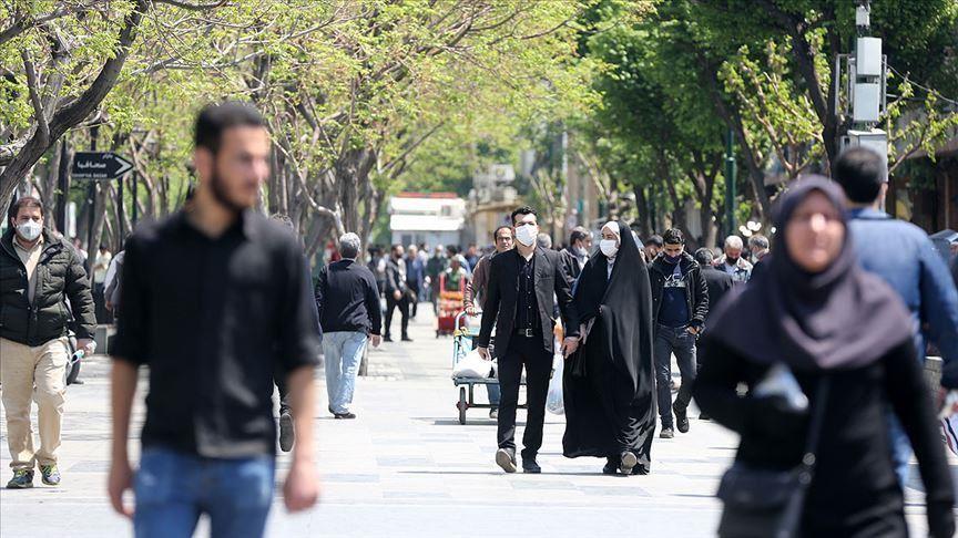 ايران ..  2563 اصابة جديدة بكورونا و115 حالة وفاة