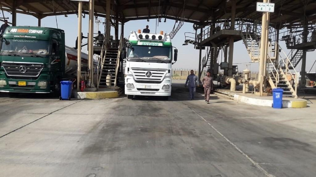 Jordanian Minister of Energy: Start loading the first shipments of Iraqi oil exported to Jordan Image