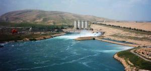 طوفان ارتفاعه 20 متر يهدد الموصل وسيقتل مليوني عراقي ويشردهم ( تفاصيل )