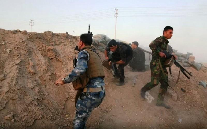 مقتل منتسب واصابة ضابط آخر خلال صد هجوم انتحاريىفي عامرية الفلوجة