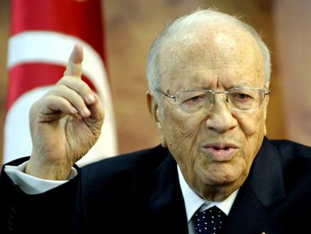 قائد السبسي ..  الرئيس رقم 6 لتونس