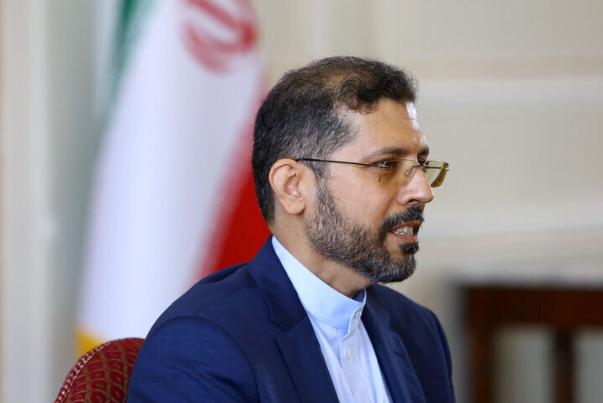 الخارجية الإيرانية: مقال صحيفة كيهان حول السيستاني لا يمثل موقف النظام