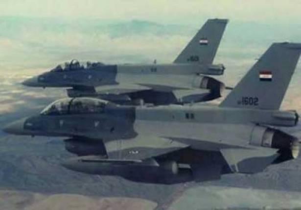 طائرات اف 16 تدمر مقرات مهمة لداعش وتقتل 4 من أبرز قياديها