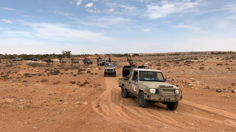 الأمم المتحدة تعلن عن اجتماع عسكري حول ليبيا في مصر