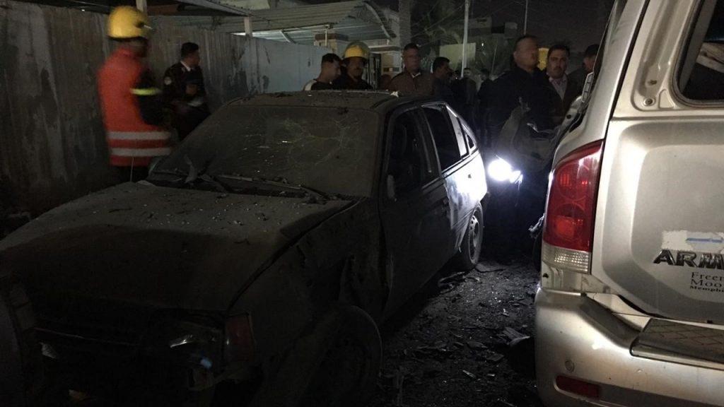 الشرطة الاتحادية تبطل مفعول عبوة قرب مستشفى ابن النفيس في بغداد