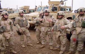 ماذا طلبت واشنطن من بغداد بشأن تواجدها العسكري في العراق؟