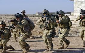 القوات الأمنية تنفذ عمليات دهم ومطاردة لعناصر داعش جنوب الموصل
