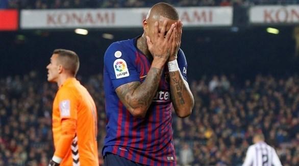 منزل لاعب برشلونة يتعرض للسرقة