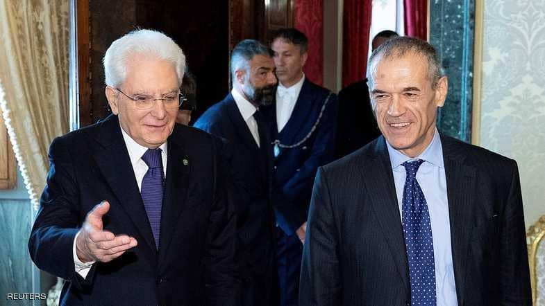 إيطاليا.. تكليف كوتاريللي بتشكيل الحكومة