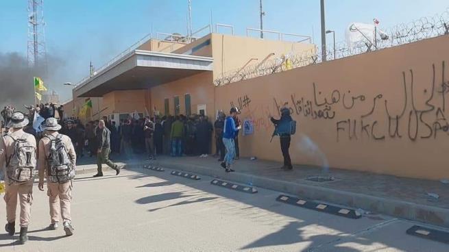 """في مكانين مختلفين .. """"كلمة الخال"""" تكشف مرتكبي """"مجزرة السنك"""" بحق متظاهري بغداد"""