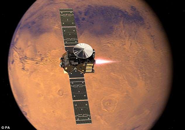 ناسا تخطط لإحضار عينات من سطح المريخ لدراستها على الأرض