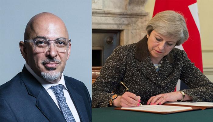 اول كردي يتسلم منصبا في الحكومة البريطانية