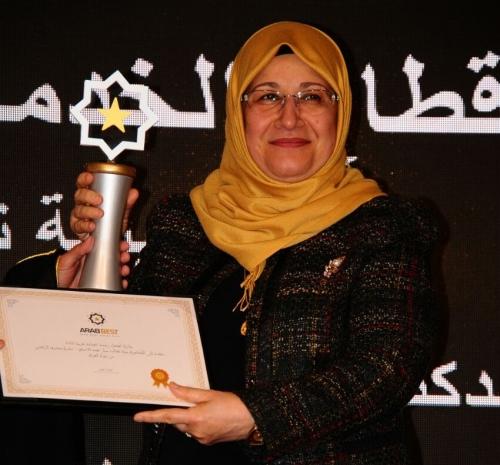 عراقية بين أقوى سيدات الأعمال في العالم العربي لعام 2017