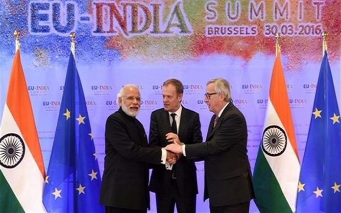 الهند وأوروبا يفرضان رسوما على المنتجات الأميركية