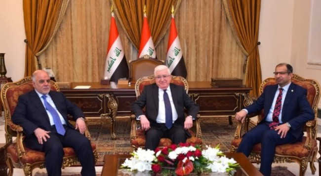 Three presidencies agree to support reform in proportion to the interest of the people
