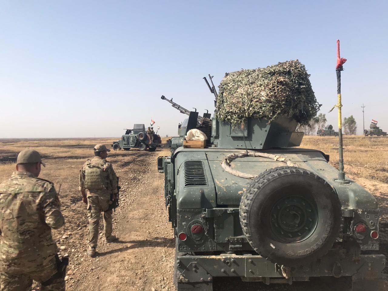 بالفيديو ..  الدفاع تعلن نتائج الصفحة الثانية من عمليات نصر السيادة