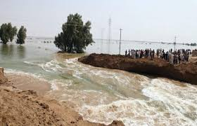 إعلان حالة الاستنفار القصوى في ديالى بسبب السيول المتدفقة