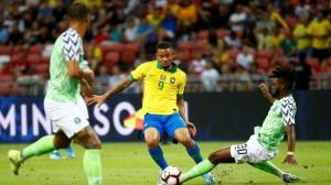 منتخب نيجيريا يفرض التعادل على البرازيل
