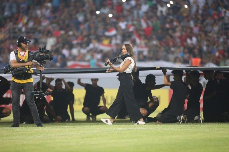 الشباب والرياضة: ما حدث في احتفال غرب آسيا غير مقصود بالمرة