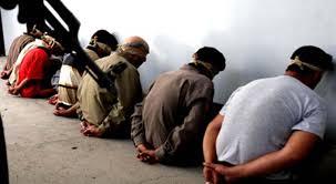 """الشرطة الاتحادية تعلن اعتقال سبعة اشخاص يحاولون تنفيذ """"الدكة العشائرية"""" بشركة تحويل مالي وسط الكرادة"""