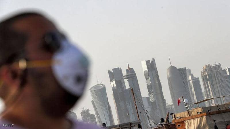 اكثر من 110 آلاف إصابة بفيروس كورونا في قطر