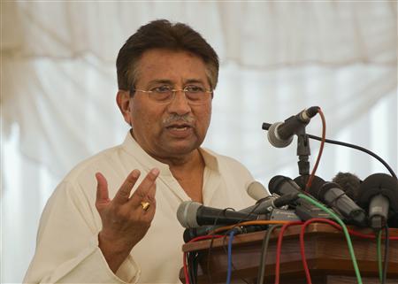 حكم قضائي باعتقال رئيس باكستان السابق مشرف