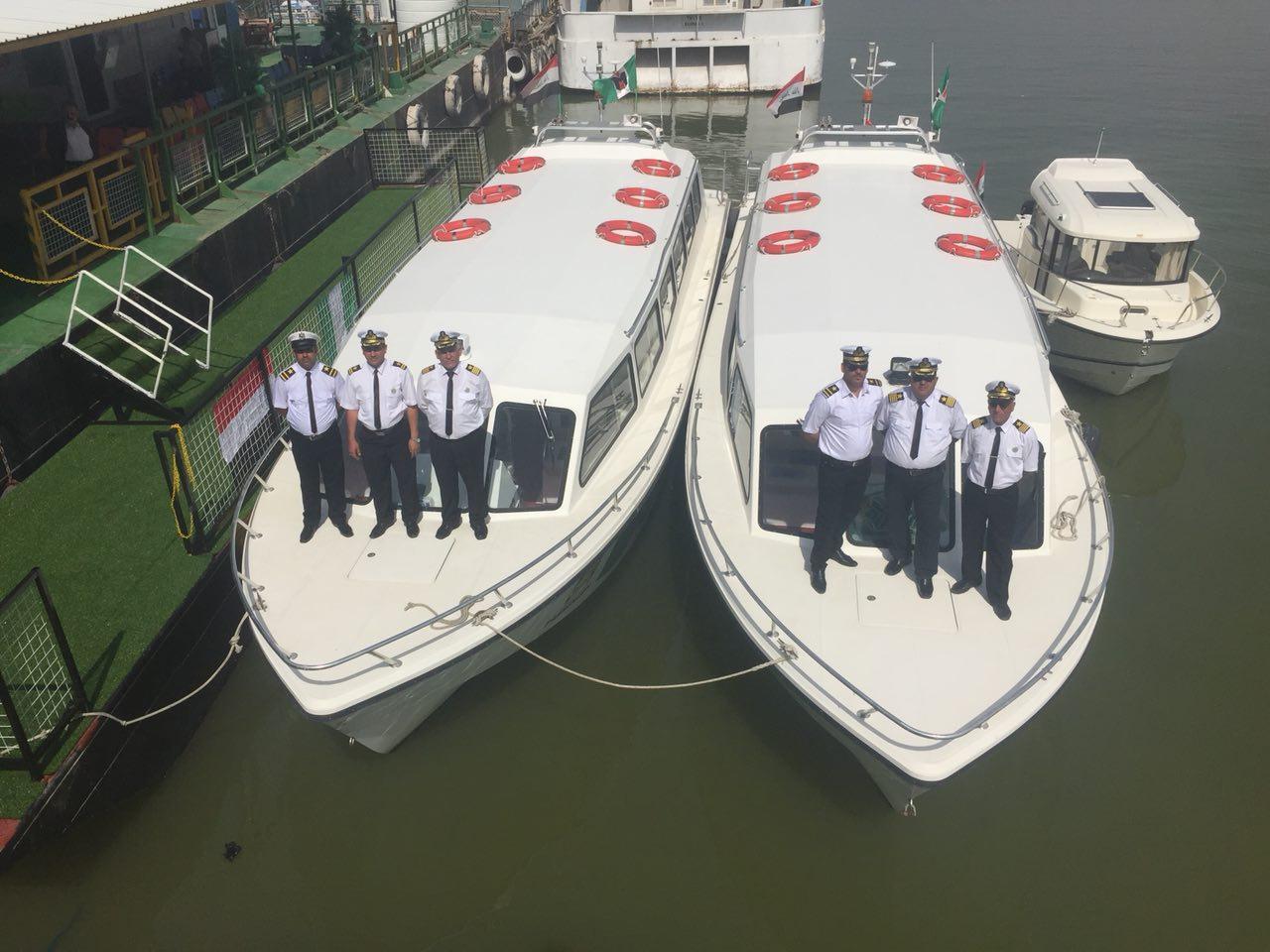 مجلس بغداد: الحكومة عازمة على إكمال مشروع النقل النهري لتخفيف الزحامات