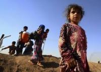 شمول  (2,398) أسرة نازحة بالمساعدات  الطارئة  في دهوك