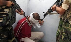 القوات الأمنية تعتقل داعشي يعمل مقاولا في احدى جامعات نينوى