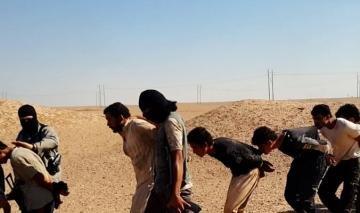 داعش تقدم على قتل 36 مدنيا بعد محاولتهم الهروب باتجاه قوات الأمن