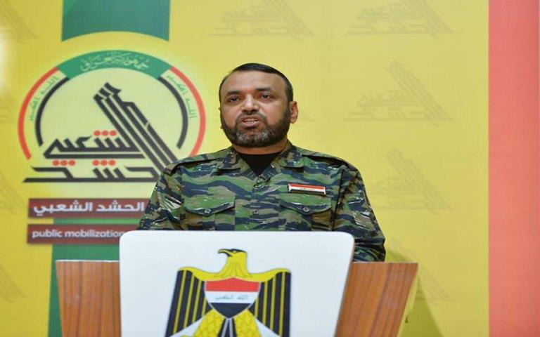 الحشد الشعبي يشارك رسميا في عمليات التحرير ضمن المحور الغربي بالاشتراك مع الشرطة الاتحادية (تفاصيل)