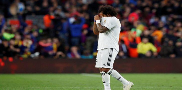 نادي ريال مدريد يكشف حجم إصابة البرازيلي مارسيلو