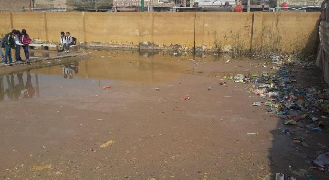 في العاصمة بغداد.. توقف الدوام لليوم الثاني بمدرسة النجف الاشرف بسبب الامطار
