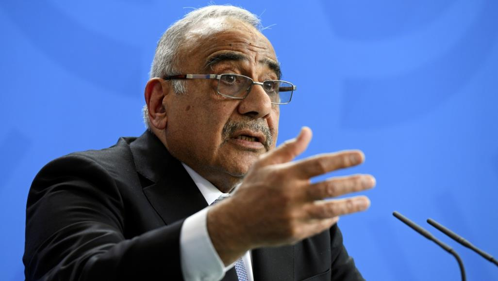 خبير أمني: عبد المهدي يدين نفسه ويؤكد أنه لم يفعل شيئا لمواجهة الجماعات المسلحة