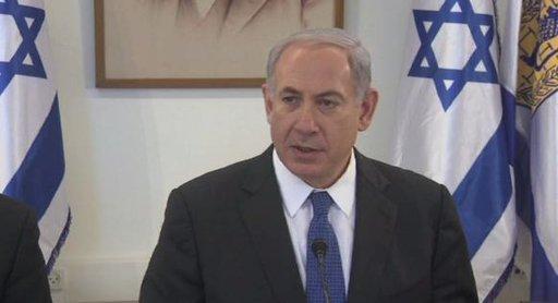 نتنياهو يرفض تصريحات معارضة لمبدأ حل الدولتين