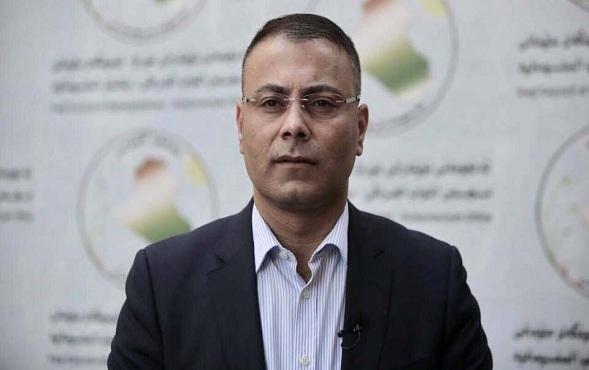 هوشيار عبد الله ينتقد دعوة صالح لرؤساء البعثات الدبلوماسية وزوجاتهم للسليمانية