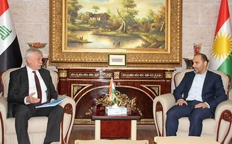 الحكومة الهنغارية تنفذ مشاريع استراتيجية في قطاعي الزراعة والبيطرة بإقليم كردستان